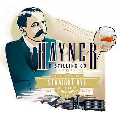 hayner rye whiskey