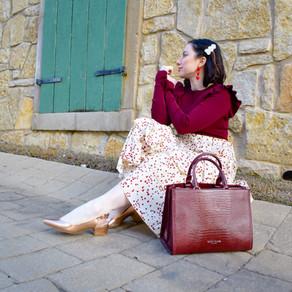 Gift the BAG: Adelia Lizzard