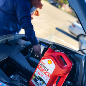 Top Quality SUV & Truck Oil: #RotellaGasTruckRollback