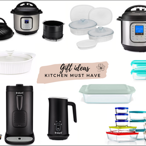 Kitchen Must-Have: Gift Guide
