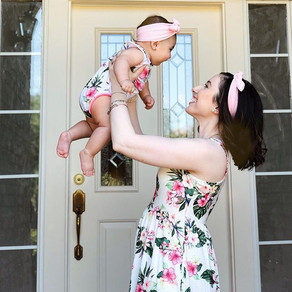 Mommy & Me Matching Dress Floral