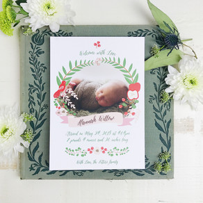 Basic Invite; Invitations, Announcements, and Photo Cards