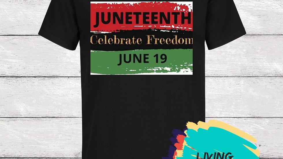 Celebrate Juneteenth Tshirt