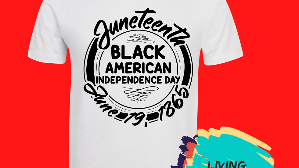 Juneteenth Black American Independence Day