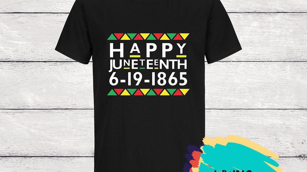 Happy Juneteenth T-shirt