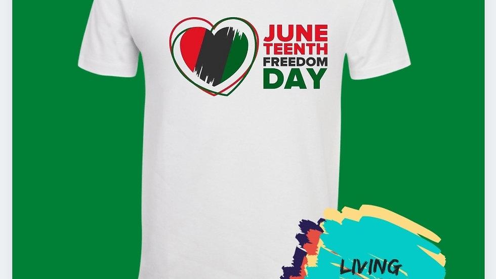 Freedom Day Tshirt