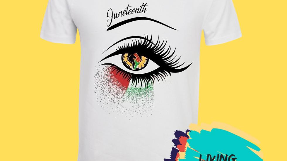 Eye On Juneteenth Tshirt (Option 1)
