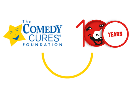 Part of a global celebration, The Laughing Cow is partnering with The ComedyCures Foundation.