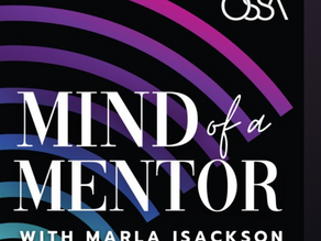 Marla Isackson Mind of a Mentor Podcast Episode 122