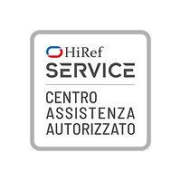 Logo HiRef Service Centro Assistenza Aut