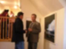 Michael Darling Exhibiton Isle of Mull