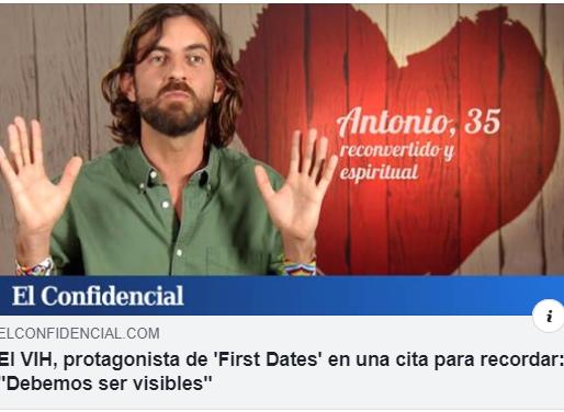 """MI CITA EN """"FIRST DATES"""""""
