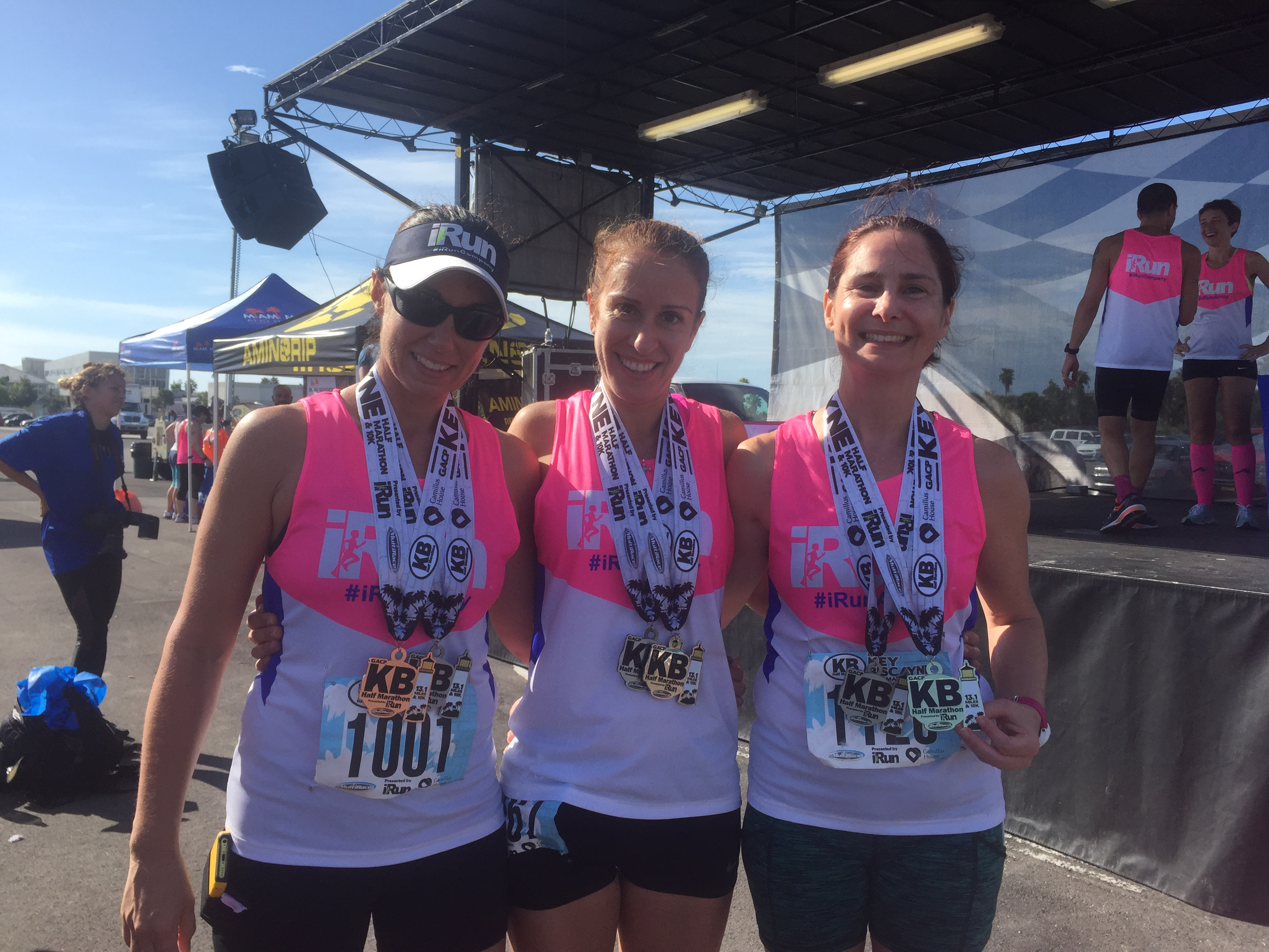 Key Biscayne Half Marathon