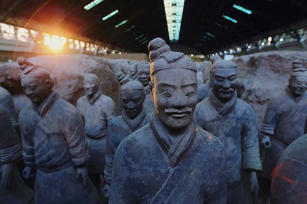 Guardian Warriors of the Mausoleum of Qin Shi Huang- The Terracotta Army