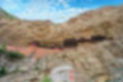 """Li Bai's Inscription """"Magnificent"""" (Zhuang Guan) in Mount Heng in Shanxi Province"""
