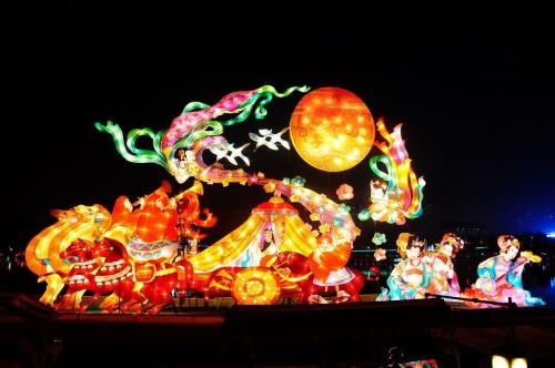 Fairies and Mythical Animals Shaped Lanterns