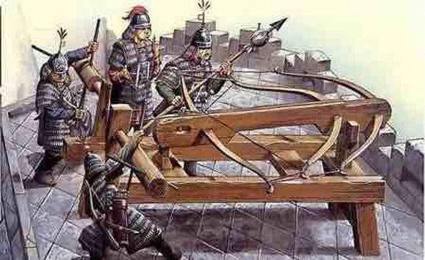 Huge Crossbow of the Song Dynasty