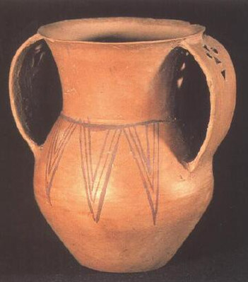 Painted Pottery Jar — Qinghai Antique and Archeology Research Institute