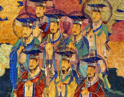 Legendary Ancient Sages in Chinese History
