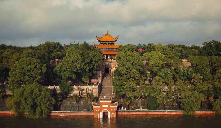 Yueyang Tower of Dongting Lake