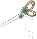 DoubleStringed Hairpin -- Chai