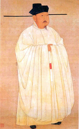Emperor Zhao Heng or Song Zhen Zong of Song Dynasty in History of China