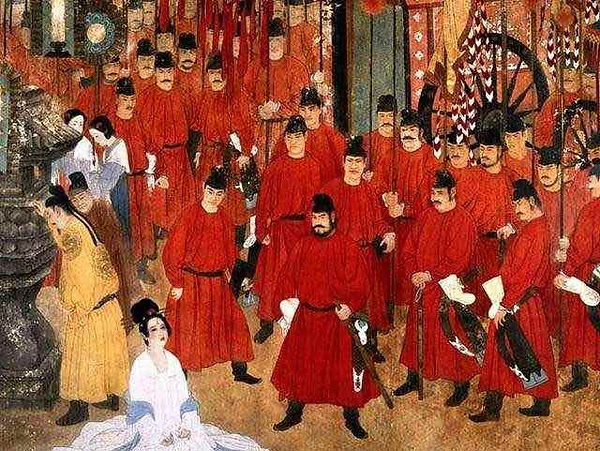 Mutiny Against the Yang Clan in Ma Wei Po