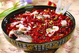 Fish Filets in Hot Chili Oil