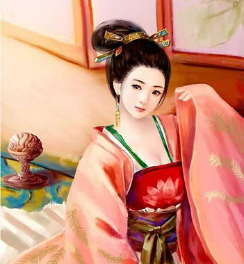 Li Guoer the Princess Anle of the Tang Dynasty