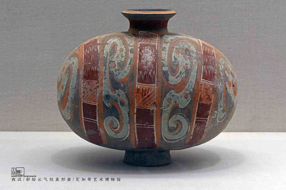 Painted Pottery Pot — Art Institute of Chicago