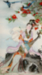 Fairy of Plum Blossom