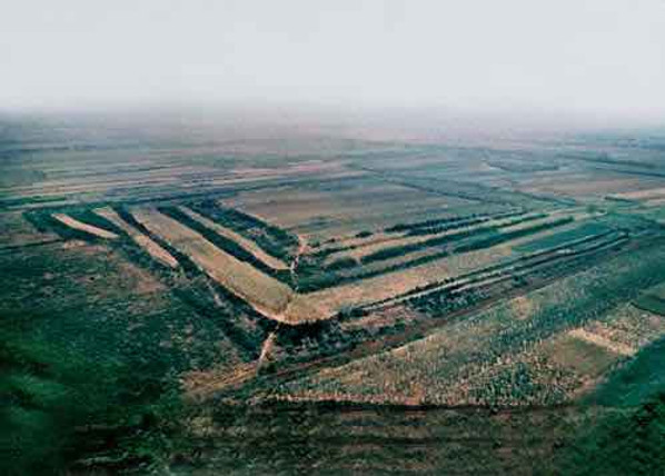 Ruins of Former Prosperous Capital City of the State Zhao
