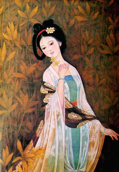 Li Shishi of the Song Dynasty