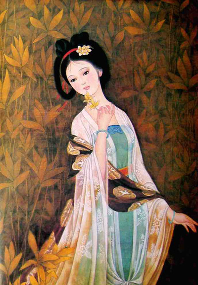 Li Shishi of the Song Dynasty