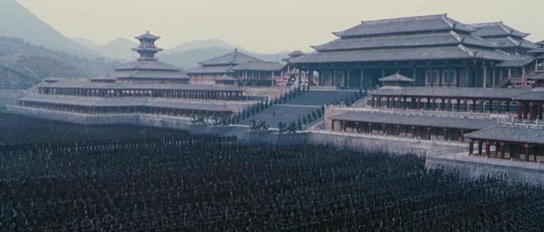 Main Hall of Xianyang Palace
