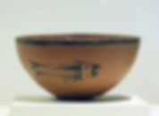 Painted Pottery of Yangshao Culture (Around 5000 BC — 3000 BC)