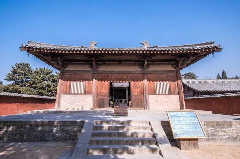 Nanchan Temple of Mount Wutai