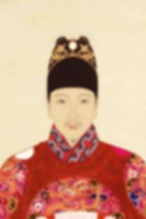 Chongzhen Emperor Zhu Youjian of the Ming Dynasty