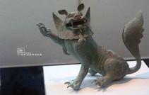 Copper Lion of the Yuan Dynasty — Fujian Museum