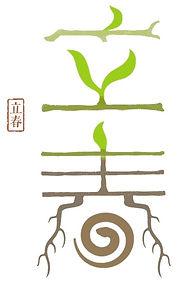 Beginning of Spring of Chinese Solar Terms, Li Chun.