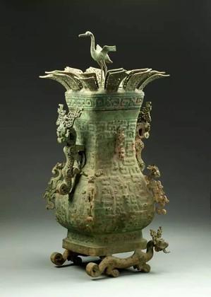 Bronze Water Ware  770 BC — 403 BC