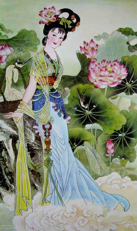 Fairy of Lotus in June of Chinese Calendar