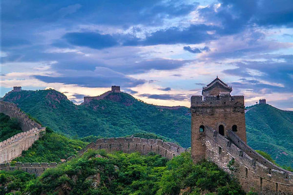 Ming Great Wall Section