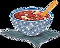 Delicious Laba rice porriage