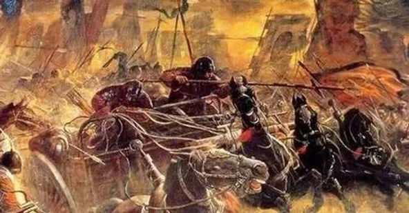 The Destructive An-Shi Rebellion of the Tang Dynasty