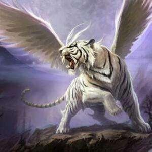 White Tiger in Chinese Mythology