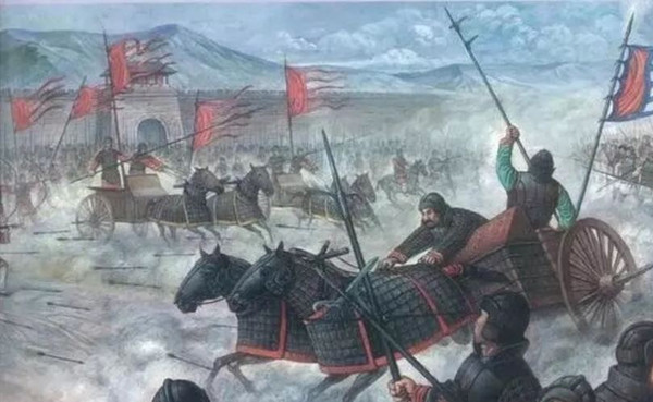 Intense and Cruel War that Mohists had Participated