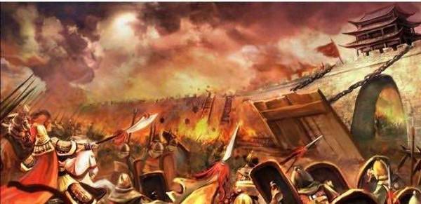 Uprising war against the Yuan Dynasty