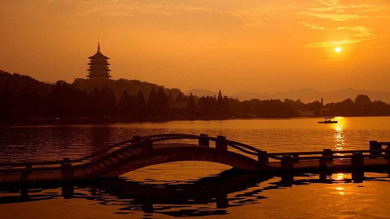 West Lake of Hangzhou
