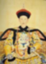 Emperor Hong Li or Qing Gao Zong or Qian Long of Qing Dynasty in History of China